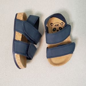H&M Baby Boy Thick Strap Sandals